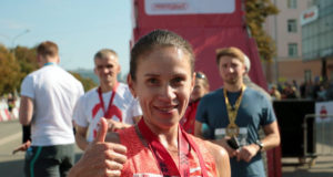 Результаты Пермского марафона 2019: лучший результат сезона в марафоне среди женщин!
