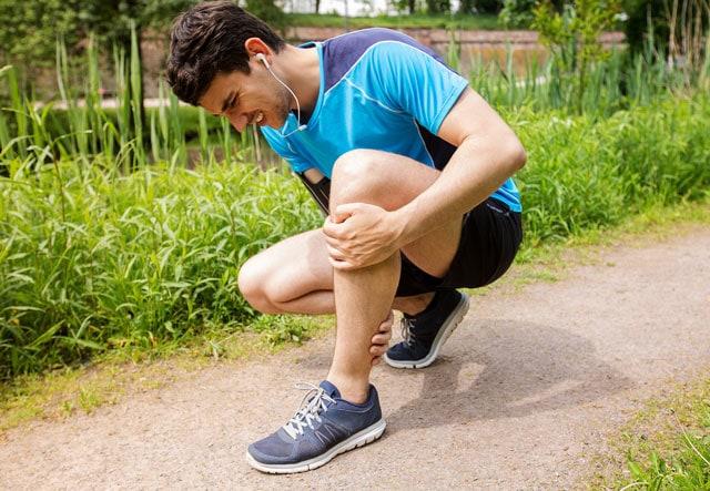 Судороги при беге: почему сводит мышцы ног и как этого избежать
