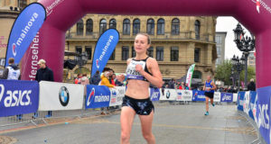 Отчёт о Франкфуртском марафоне