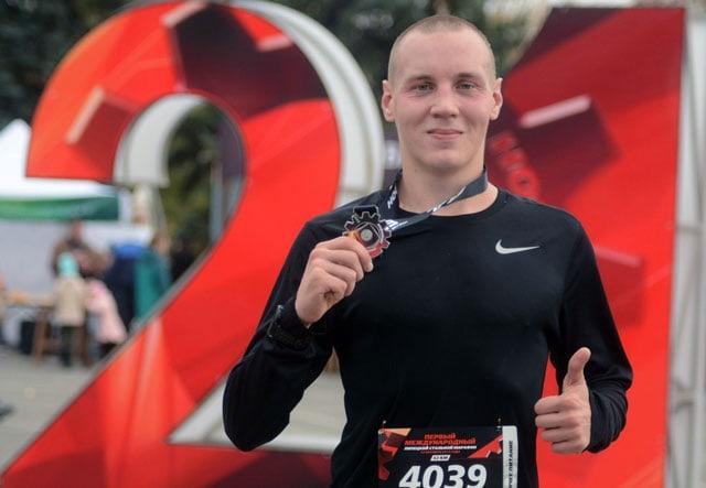 Результаты первого международного Липецкого марафона
