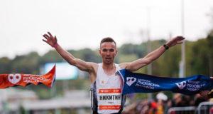 Подкаст с бегуном и чемпионом России Владимиром Никитиным