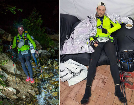 Живые горы: отчёт об ультрамарафоне Salomon Wild Trail
