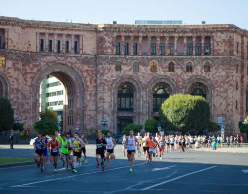 Ереванский марафон: отчёт о забеге в гостеприимной Армении