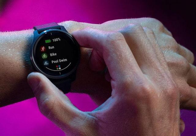 Garmin VENU и vívoactive 4 с экранной анимацией: следят за здоровьем и помогают в спорте
