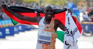 Результаты Нью-Йорского марафона 2019