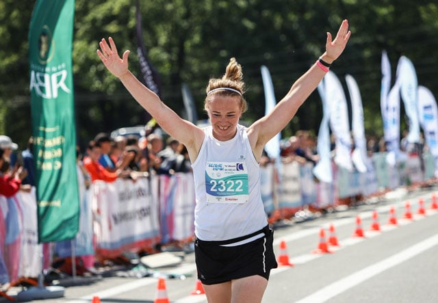 42 совета начинающему марафонцу