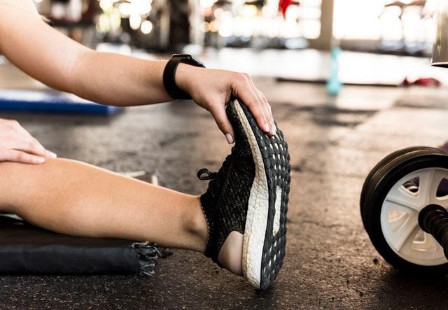 9 простых упражнения для укрепления стоп
