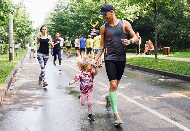 Маршруты для пробежек в Москве