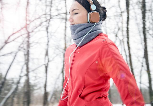 Можно ли бегать при простуде, температуре и боли в горле