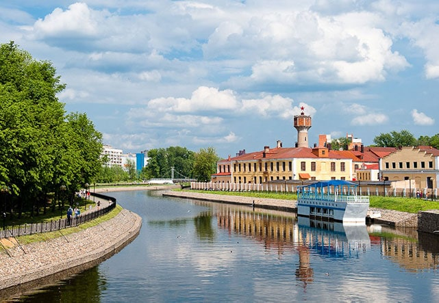 Маршруты для пробежки в Иванове