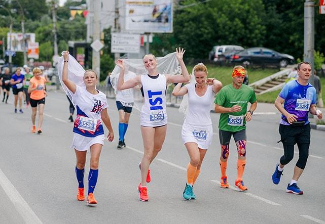 Где побегать в Иванове
