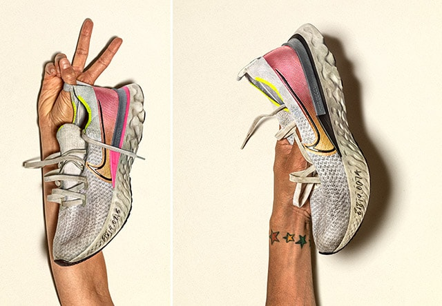Кроссовки для бега Nike React Infinity