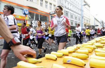 Питание на марафоне и марафонская стена
