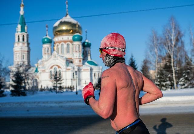 Рождественский полумарафон-2020: «Сибирь покоряют в Омске!»
