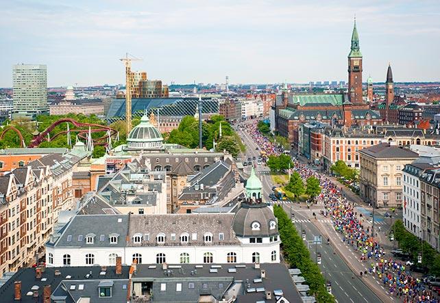 Copenhagen Half Marathon (Копенгагенский полумарафон)