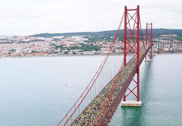 EPD Lisbon Half Marathon (Лиссабонский полумарафон)