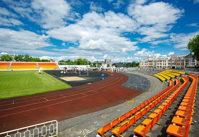 Где побегать во Владимире:  маршруты для пробежки, парки, стадионы