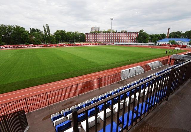Где побегать в Воронеже