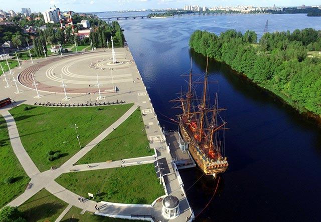 Маршруты для пробежки в Воронеже