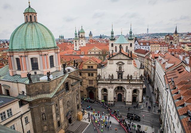 Volkswagen Prague Marathon