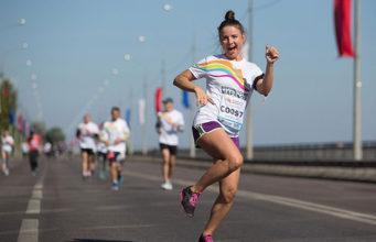 Воронежский марафон