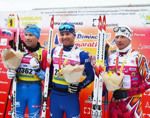 Результаты демонского лыжного марафона 2020