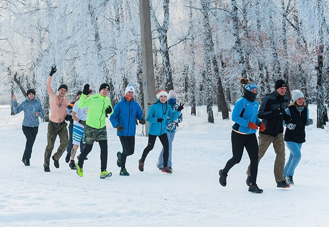 Где побегать в Магнитогорске: парки, набережные, забеги