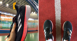 Обзор и тест кроссовок для бега adidas SL20