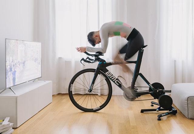 Как выбрать велостанок для тренировок