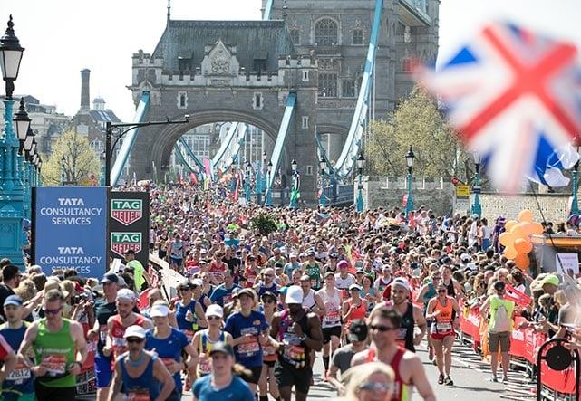 Бостонский и Лондонский марафоны перенесены на осень из-за коронавируса