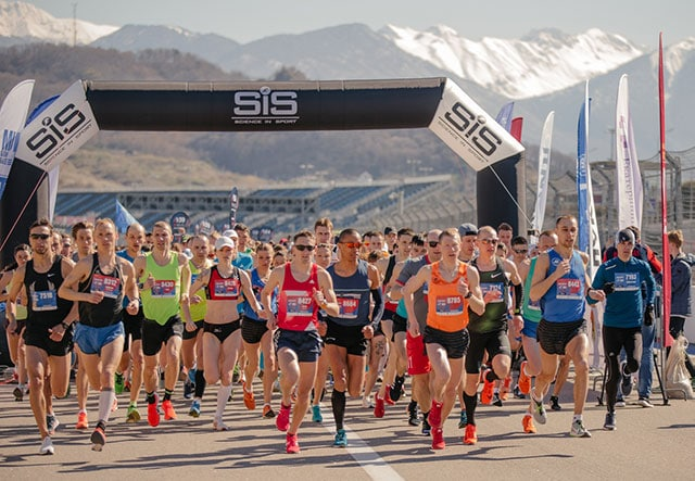 «Сочи Автодром» отменён, но чемпионат России по марафону состоится
