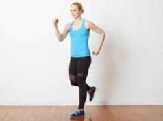 Бег на месте: упражнение, техника, польза