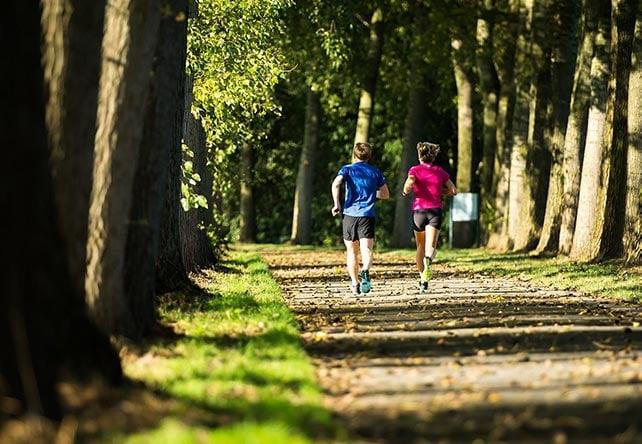 Где лучше бегать: 9 покрытий для бега и их особенности. Бег по асфальту