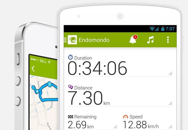 Endomondo: функции, плюсы и минусы приложения для бега от Under Armour