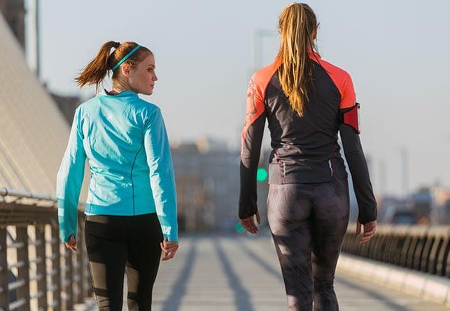 Ходить пешком: виды, польза, расход калорий