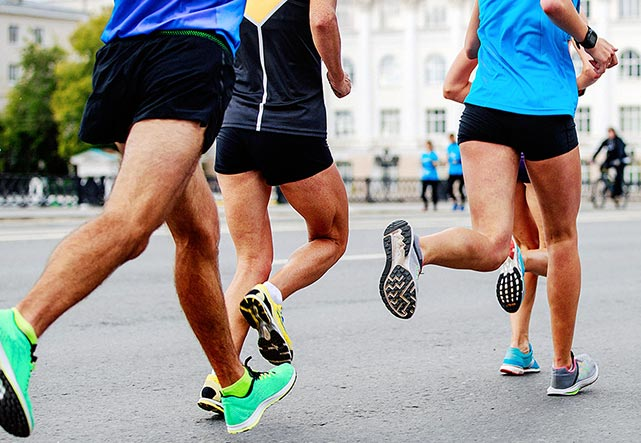 Кроссовки для бега по асфальту: ТОП-10 лучших моделей