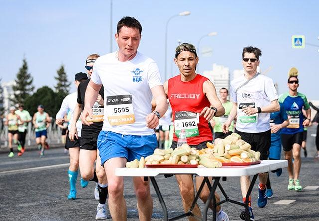 Стратегия на марафоне: как распределить силы во время забега