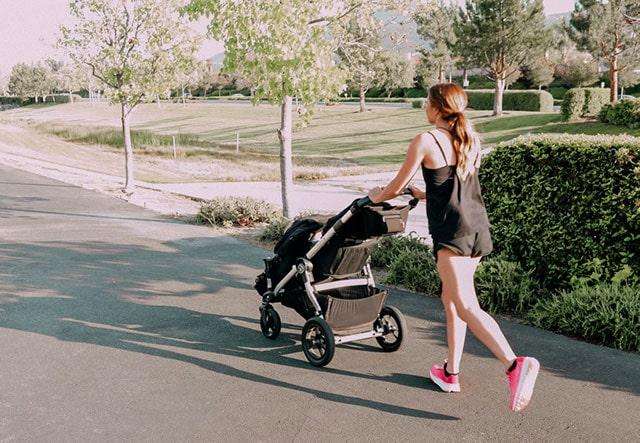 Бег после родов