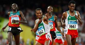 Бег на 10 000 метров: история, нормативы, рекорды