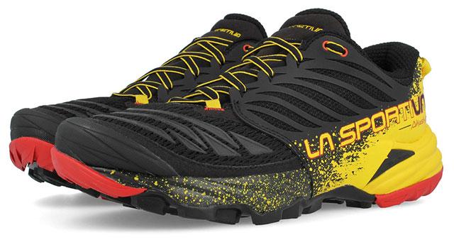 Обзор кроссовок для бега La Sportiva Akasha