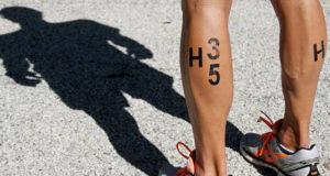 4 причины, почему велосипедисты и триатлеты бреют ноги