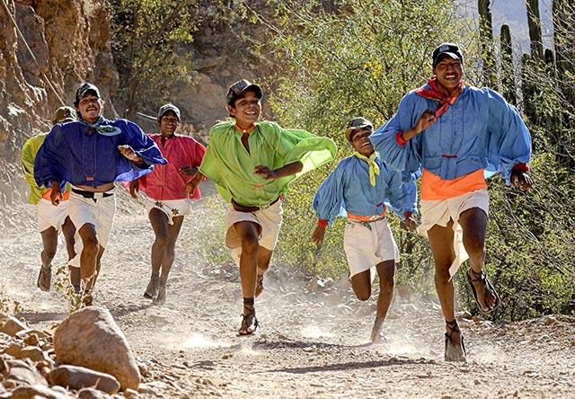 Рарамури бег