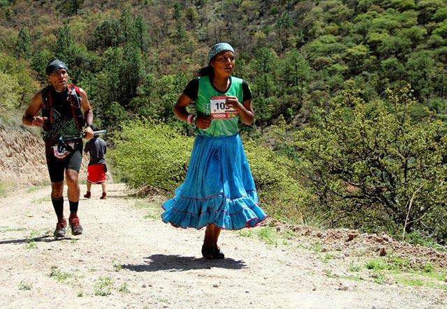 Рарамури: племя рождённых бежать