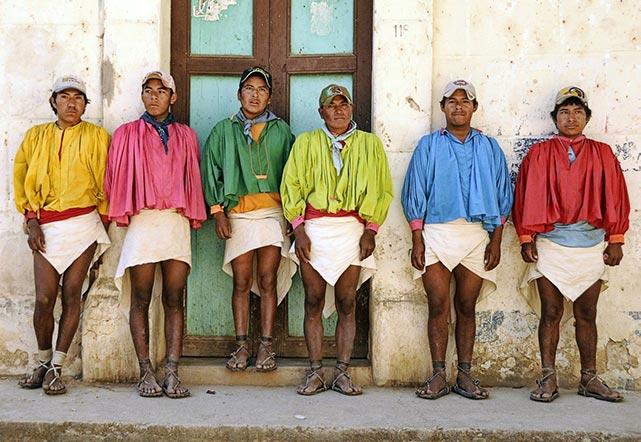 Тараумара: племя рождённых бежать