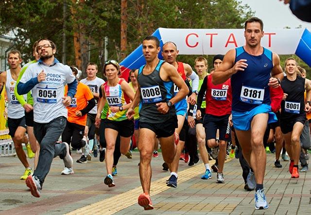 Где побегать в Хабаровске: набережные, парки, городские маршруты