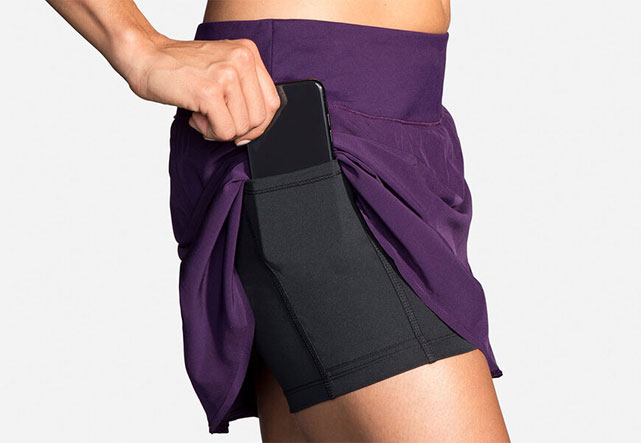 Как выбрать юбку для бега