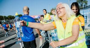 Как стать волонтёром на забеге