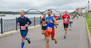 Где побегать в Рыбинске: городские маршруты, стадионы