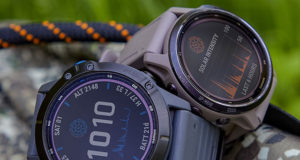 Смарт-часы Garmin Solar