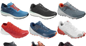 Топ кроссовок Salomon для бега и трейлраннинга